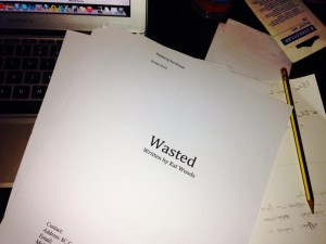 Wasted Script