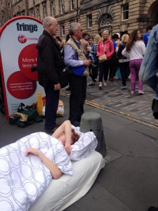 Royal Mile 2015 'Wasted'